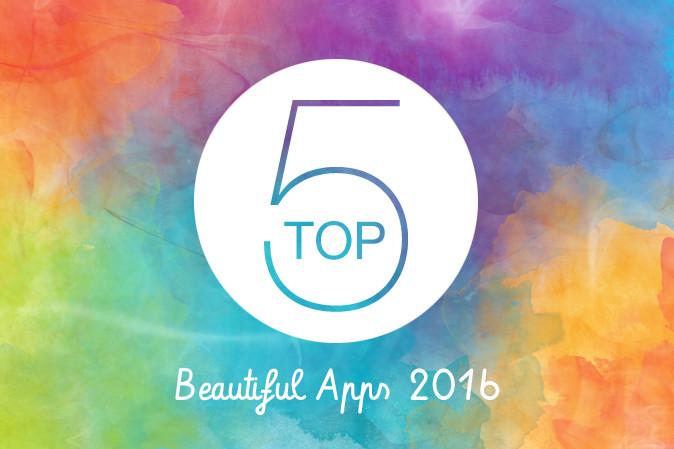 2016'nın en güzel 5 uygulaması