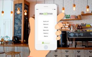 Restoranınızı mobil uygulama ile canlandırın