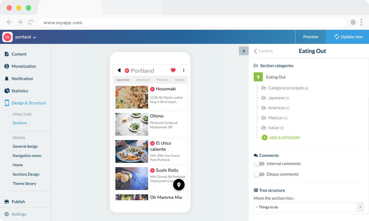 Como crear una app turística de tu ciudad