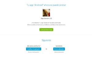 Vídeo tutorial: Cómo generar tu app Android con GoodBarber