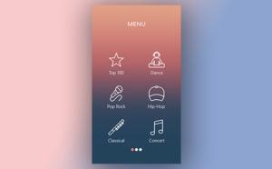 Colores del año 2016 para tu app