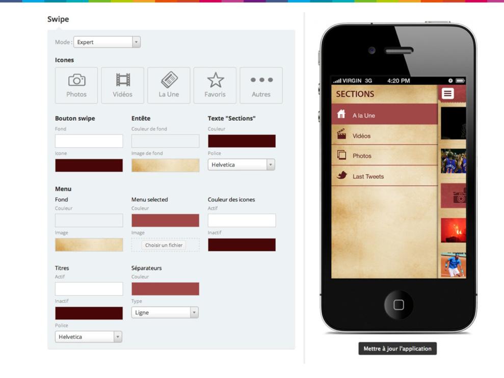 GoodBarber @ Radio Zest, un concentré d'idées pour diffuser votre radio dans une beautiful app !