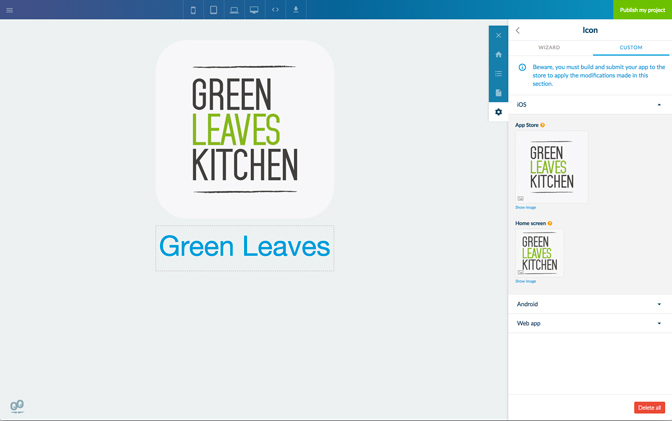 Restaurants : notre guide pour créer votre app