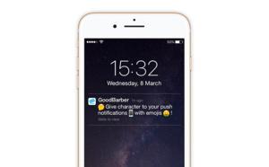 Les emojis, pour des notifications push qui font mouche