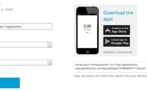 Comment promouvoir votre app sur votre site ?
