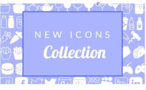 Plus de 1500 icônes pour votre Apps
