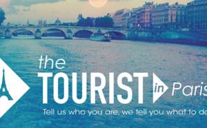 The Tourist in Paris : une App pour les amoureux de Paris