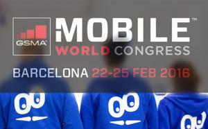 GoodBarber @ Mobile World Congress 2016 à Barcelone