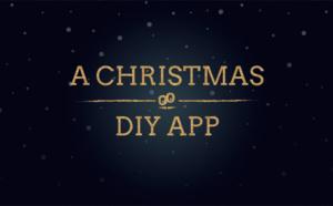 Come abbiamo creato la nostra app di Natale DIY