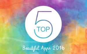 La Top 5 delle Beautiful App del 2016