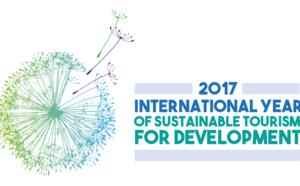 Il 2017 é l'anno del turismo sostenibile