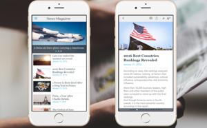 Come creare l'app perfetta per un sito web di notizie