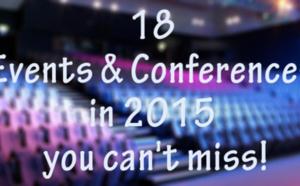 Gli eventi più importanti del 2015