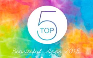 Top 5 Beautiful App del 2015