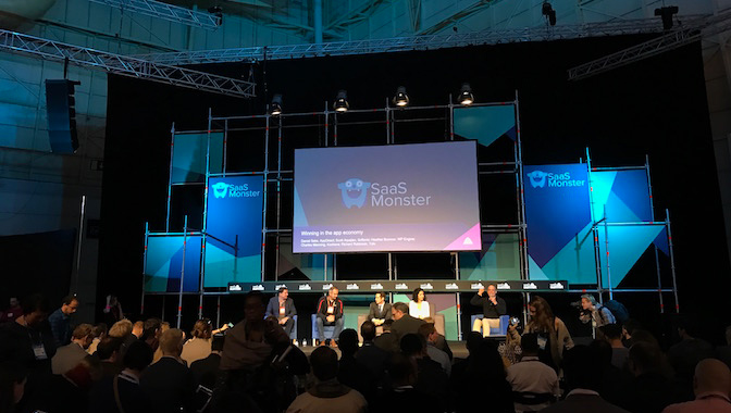 """WebSummit 2016 key takeaways  : """"A lot of times you can find money in your data"""""""