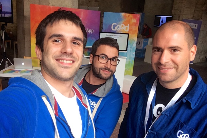 #TodiAppyDays2015, we were there!
