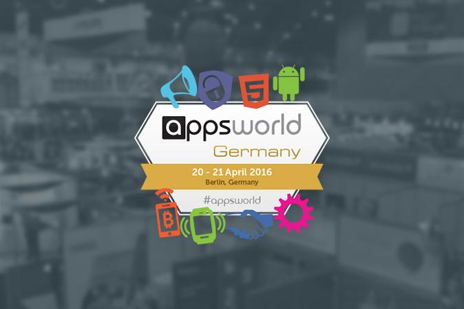 GoodBarber @ Apps World Germany