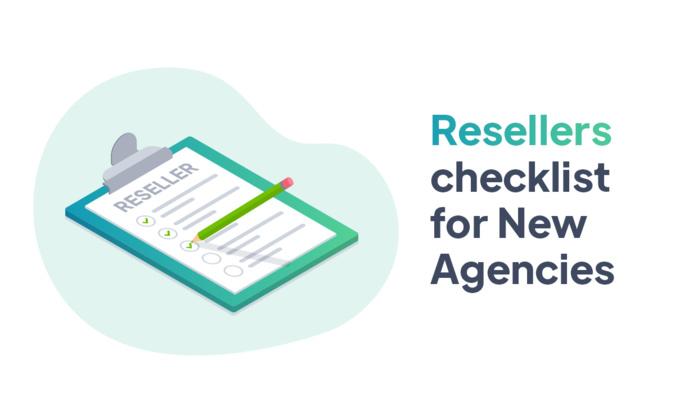 Checklist for New Agencies