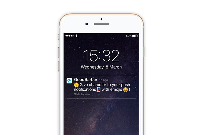Up your push notifications game with emojis