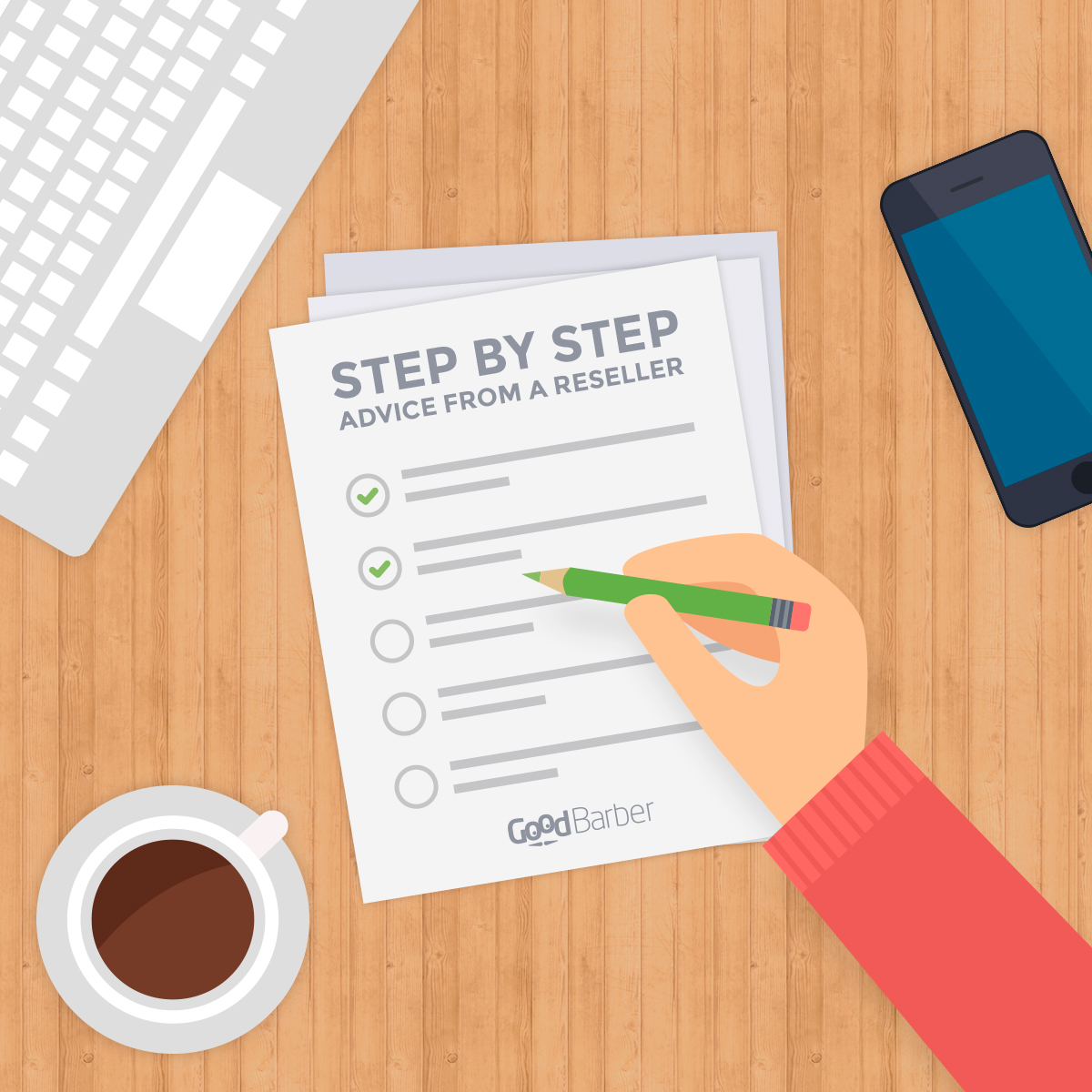 Agency Tips - Getting Started? Advice From a Reseller