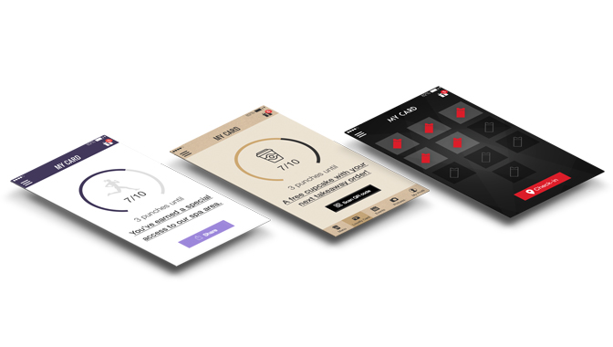 Loyalty card: how to pick a validation process