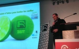 GoodBarber @ Radio Zest in Paris !