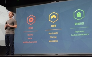 Facebook's f8 keynote: build, grow, monetize