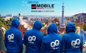 GoodBarber @ the Mobile World Congress in Barcelona