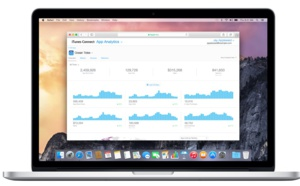 New App Analytics by Apple