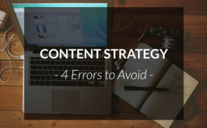 Content Strategy—Mistakes to Avoid