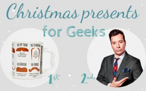 Christmas presents for geeks #GBXmas