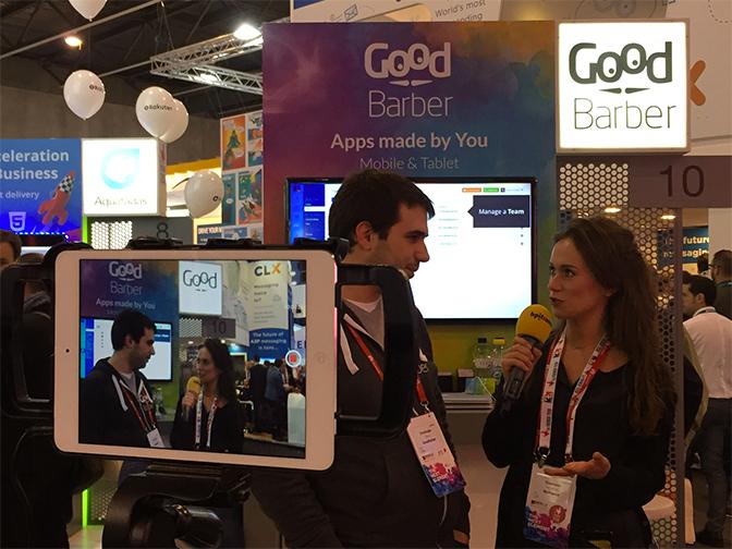 Entrevista para BPI France