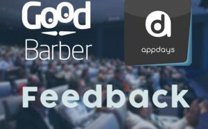 GoodBarber no AppDays 2015: nossa experiência